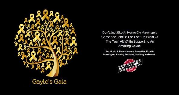 gayle's gala