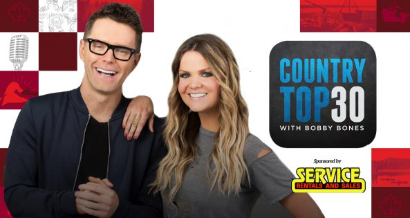 Country 104.3 Service Rentals And Sales Country Top 30 with Bobby Bones