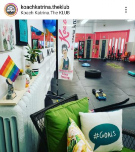 THE KLUB – Koach Katrina's Fitness & Event Space